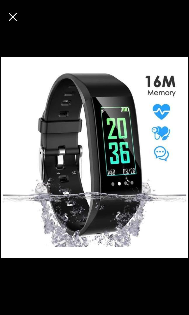 Brand new Fitness Tracker, Timoom Activity Trackers Watch with Blood Pressure Heart Rate Sleep Monit