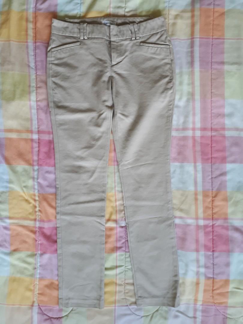 Calvin Klein | Beige Dress Pants