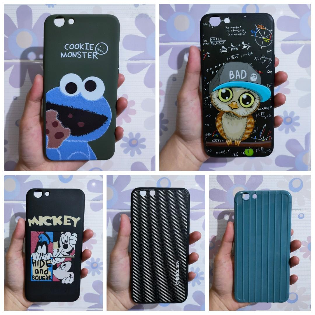 CASE OPPO F1S TAKE ALL