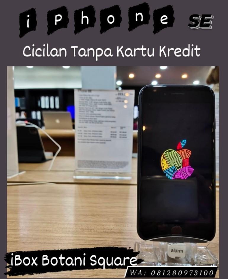 Cicilan iPhone SE
