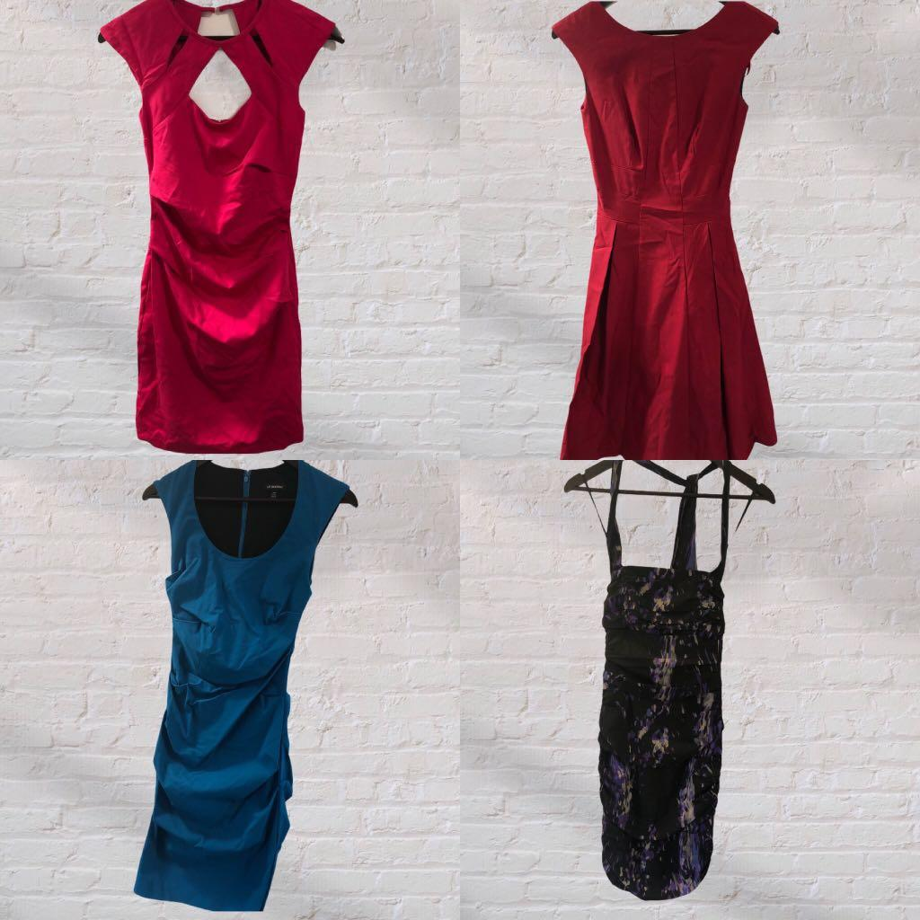 Dresses $35 each or 4 for $100