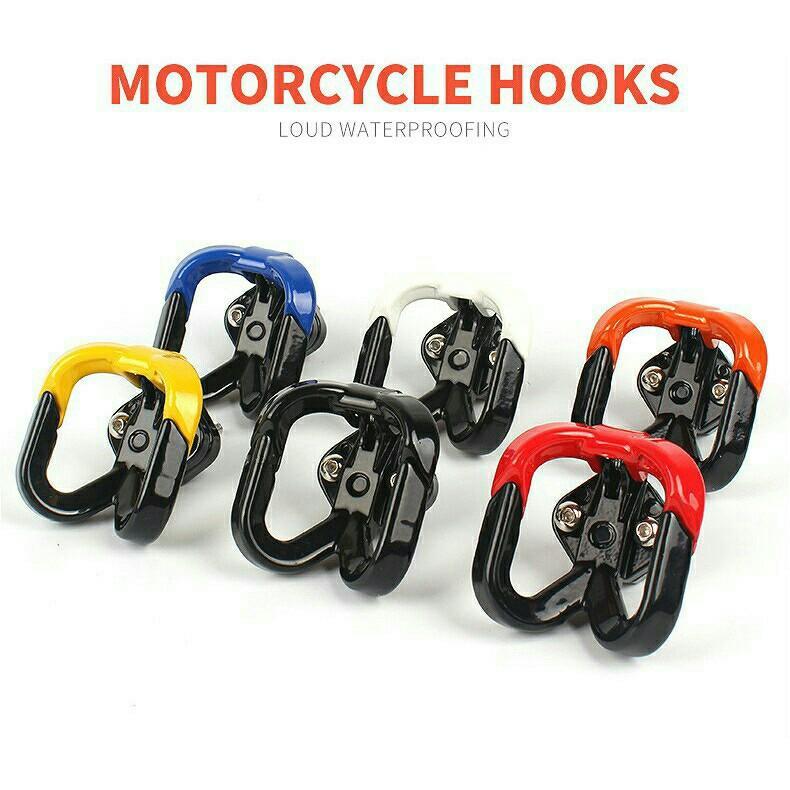 electric bicycle hook