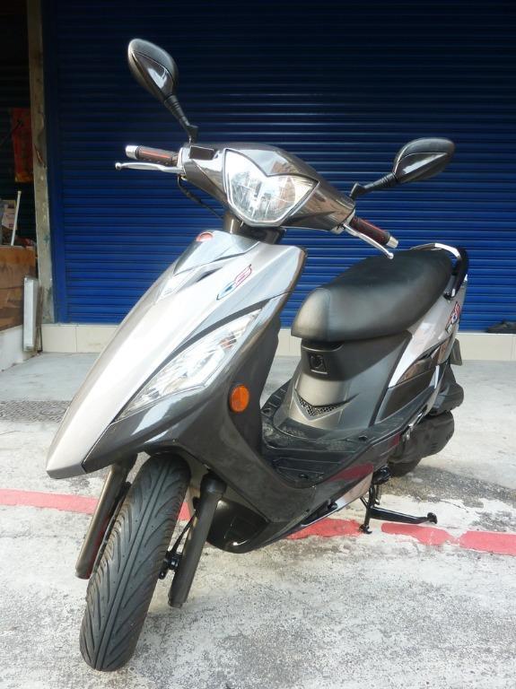 G5 125CC 2010年