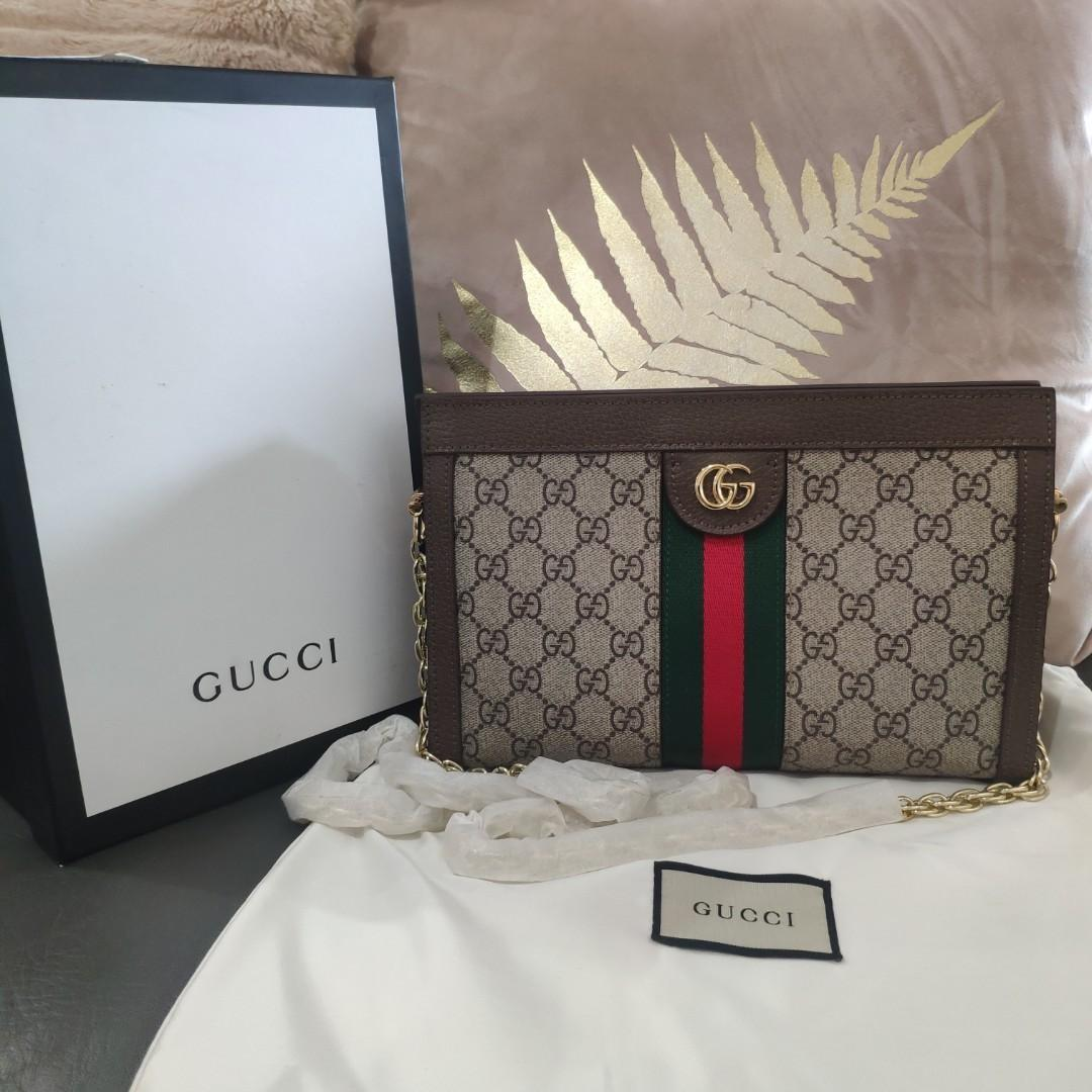Gucci Ophidia Chain Sling bag