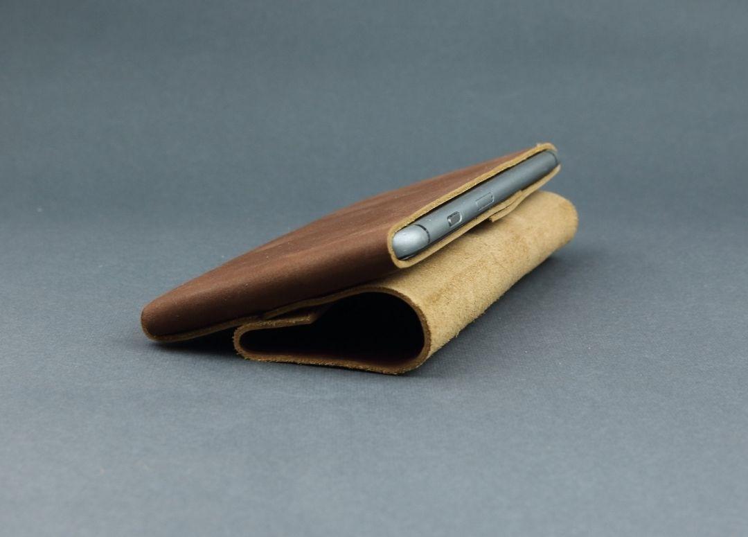 Handphone Leather Sleeve Case