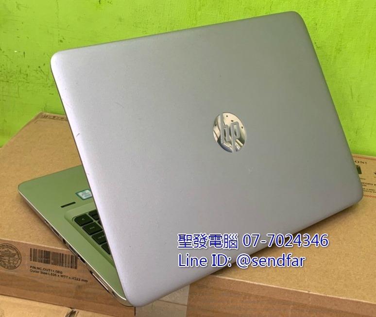 "HP 840G3 i5-6300U 4G 128G M.2 14inch laptop ""sendfar secondhand"" 聖發二手電腦"
