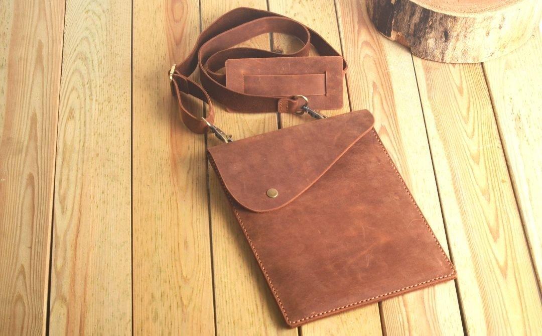 iPad Leather Sleeve Case Mini