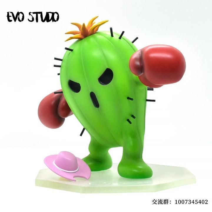 [IS] EVO STUDIO - TOGEMON CHAMPION SERIES #1 ANIME FIGURE STATUE