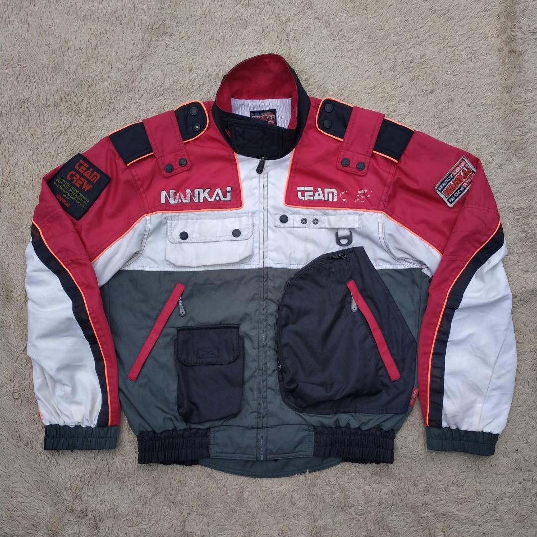 Jacket motocycle nankai touring ( cbr,honda,sonic,yamaha )