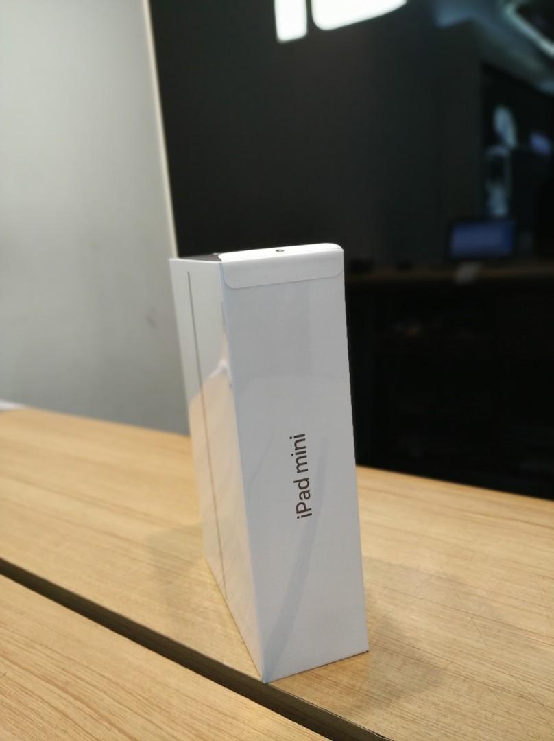 Kredit instan iPad Mini 5 WiFi 256GB Resmi Tanpa Cc