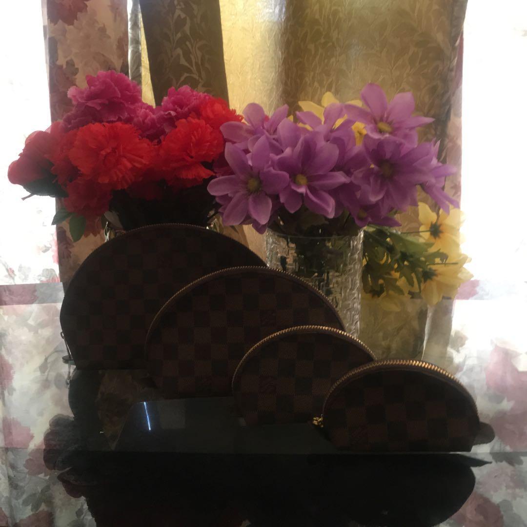 Louis Vuitton Makeup / Cosmetic Bag
