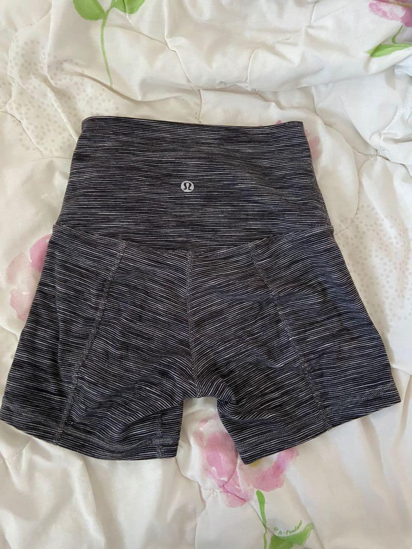 LULULEMON Align shorts size 2, 4 inch