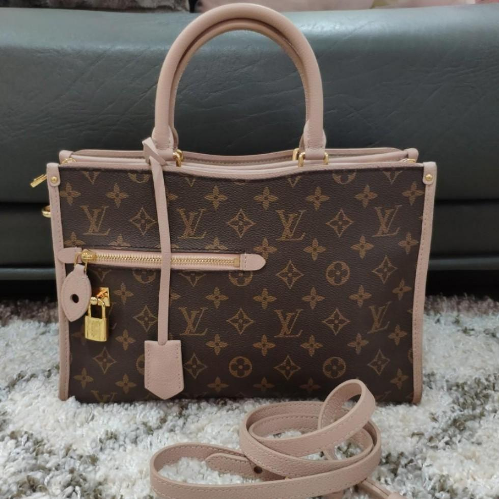 LV Poppin court PM bag