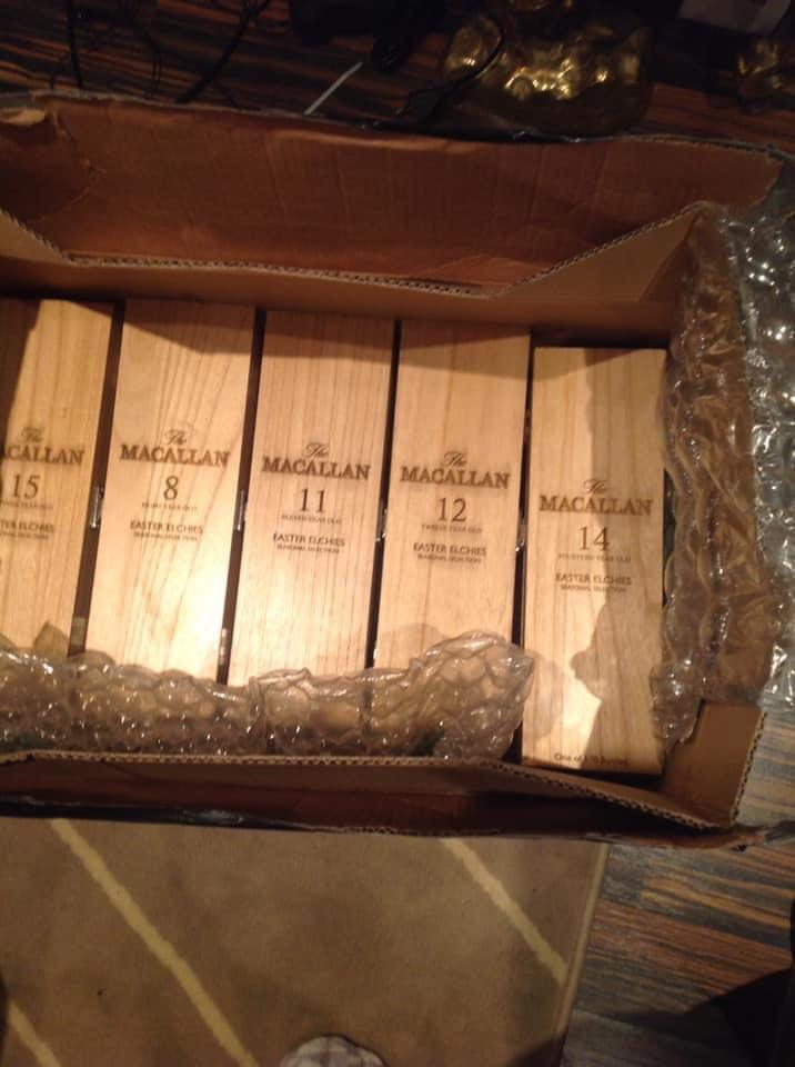 Macallan Edition 1 for sale