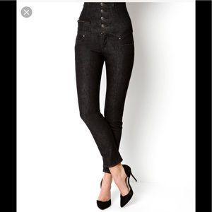 Miss Sixty Glenda Corset Waistline Skinny Pants on Sale!