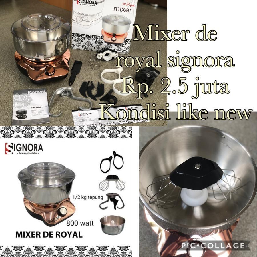 Mixer De Royal