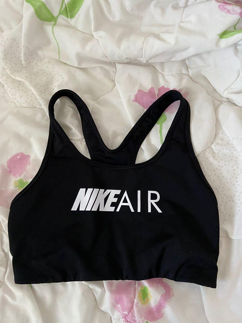 NIKE AIR sports bra- size M