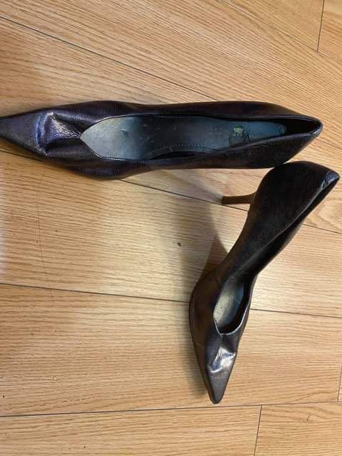 Nine West heel size 10 $80 for 4 shoes
