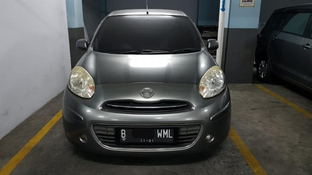 Nissan March XS AT 2011