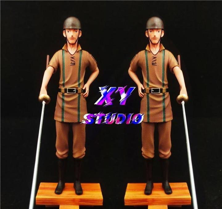 [PO] XY STUDIO - EXECUTION PLATFORM GUARDS FIGURE STATUE