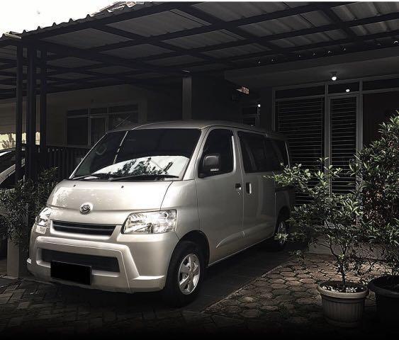 PROMO DP MURAH Daihatsu Granmax Minibus mulai 15 jutaan. Daihatsu Fatmawati
