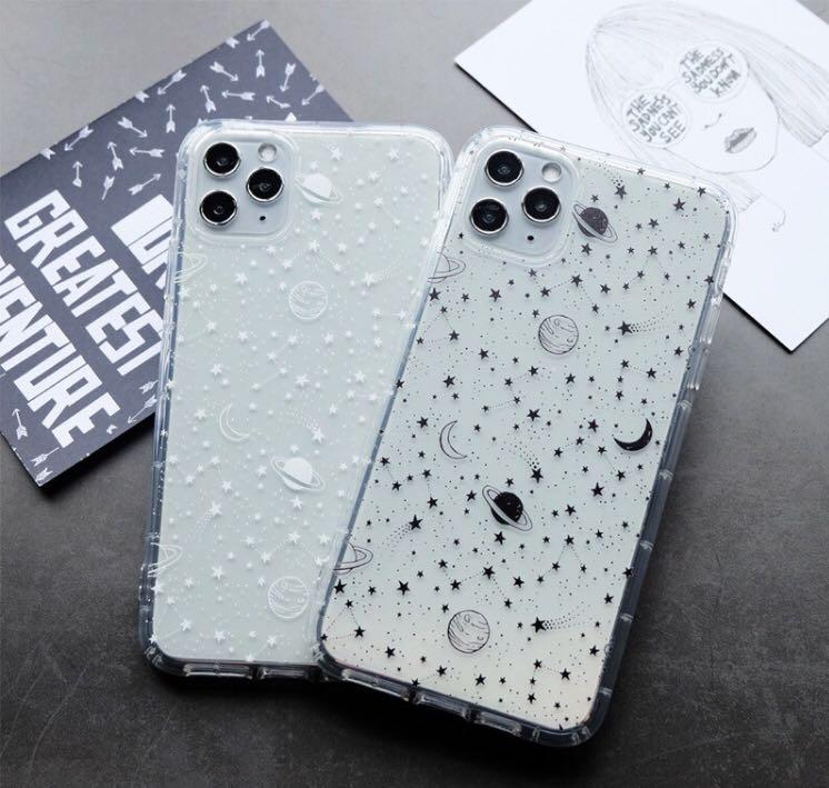 READY SOFTCASE PLANET IPHONE🌠