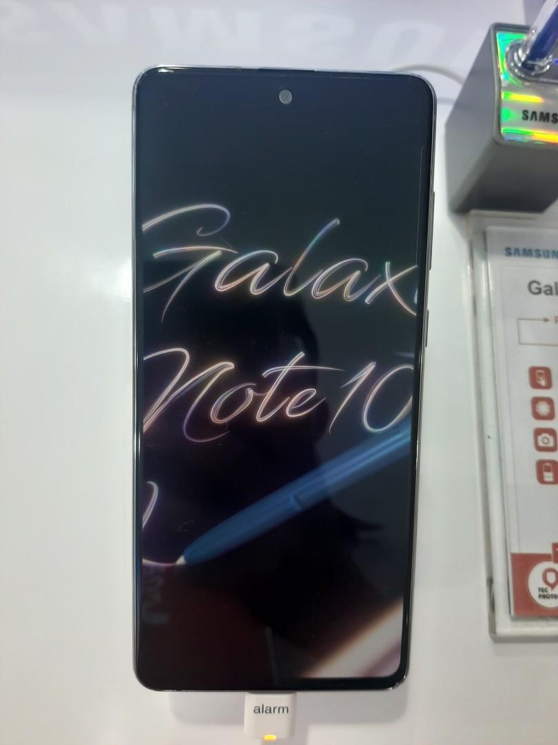 Samsung galaxy Note 10 Lite bisa di kredit