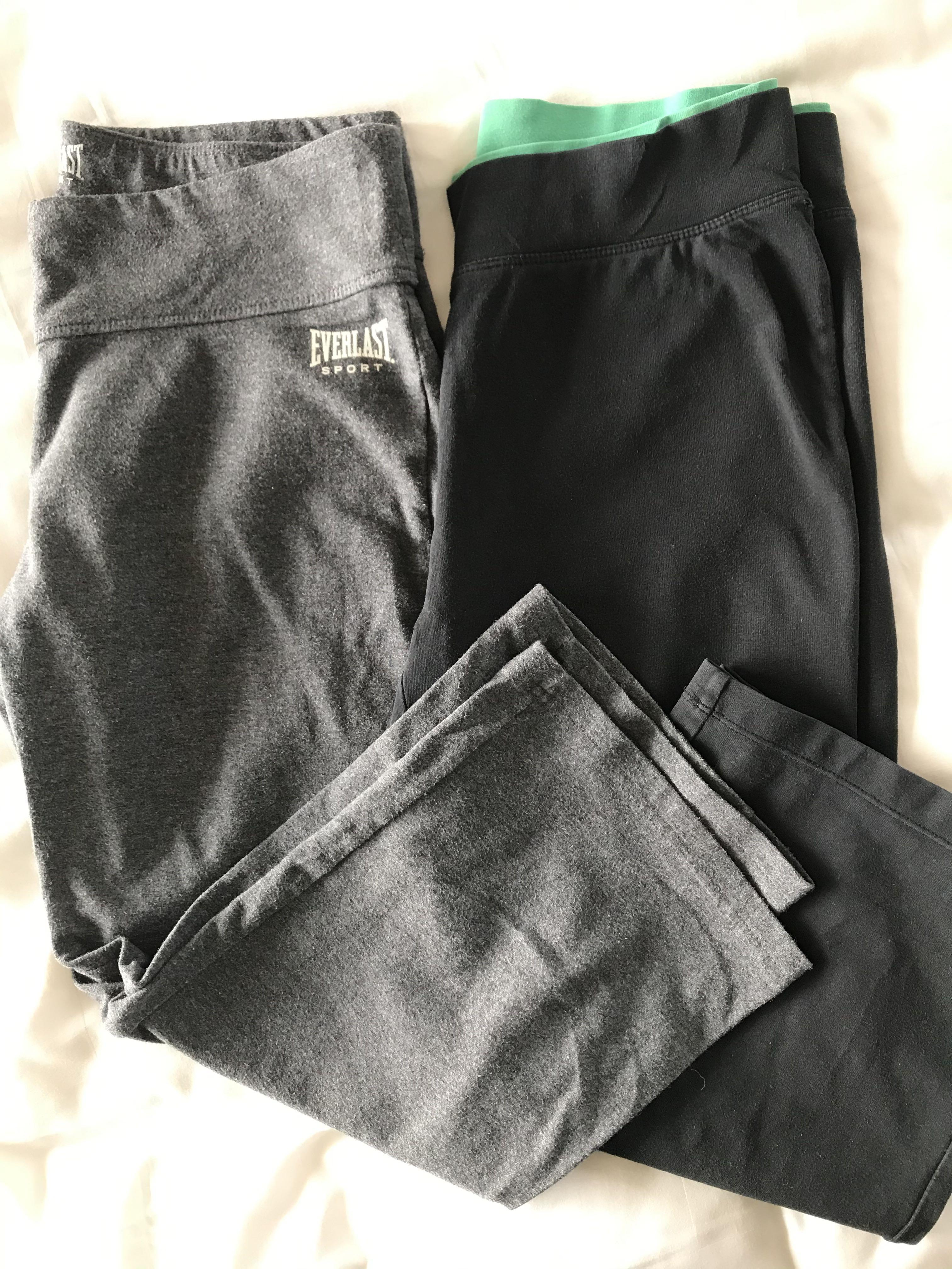 Sports Crop Pants Small