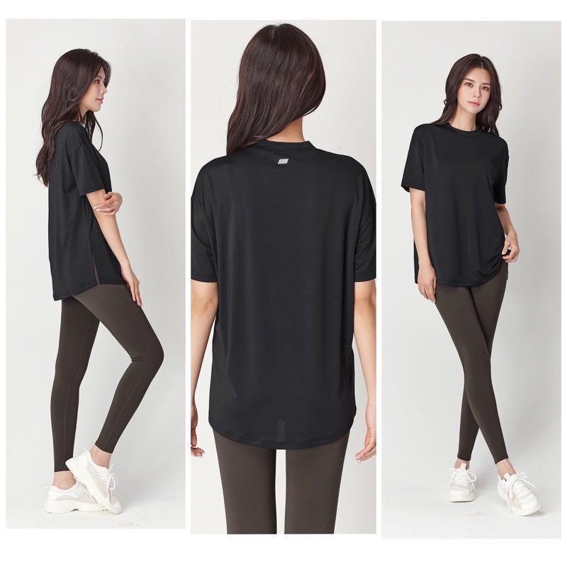 STL Oversized Tshirt Black