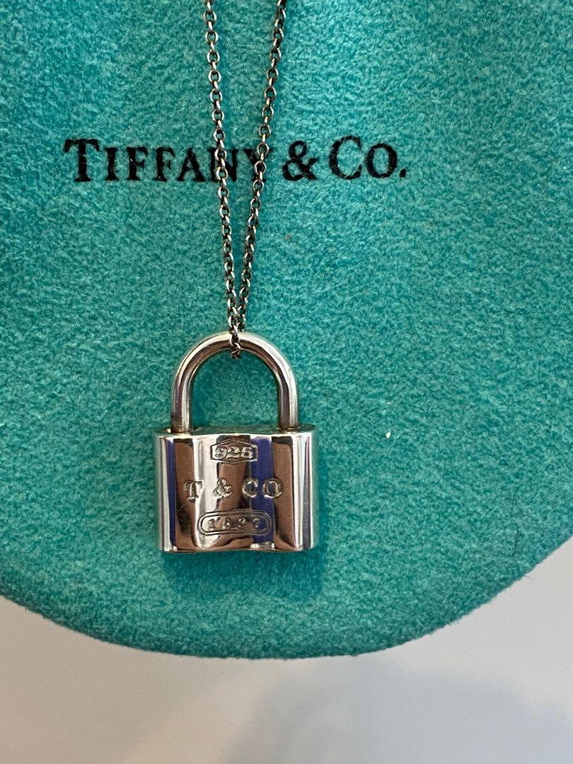 Tiffany Lock Necklace