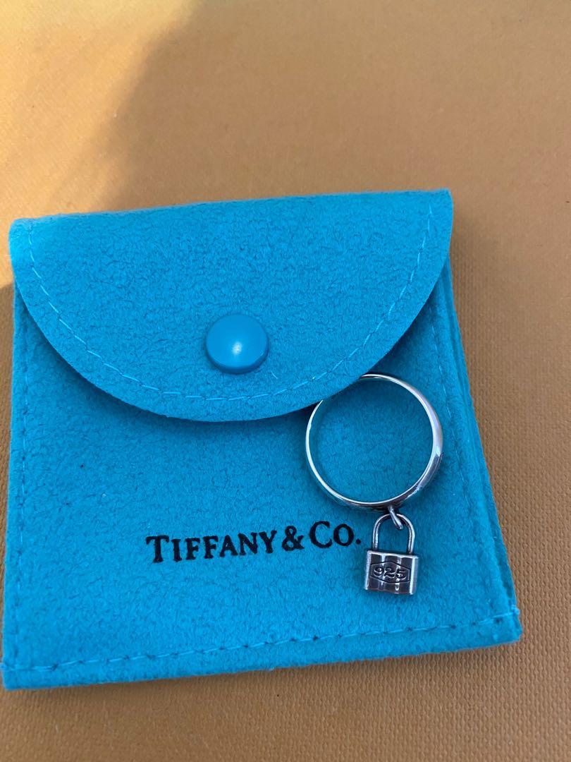 Tiffany Lock Ring