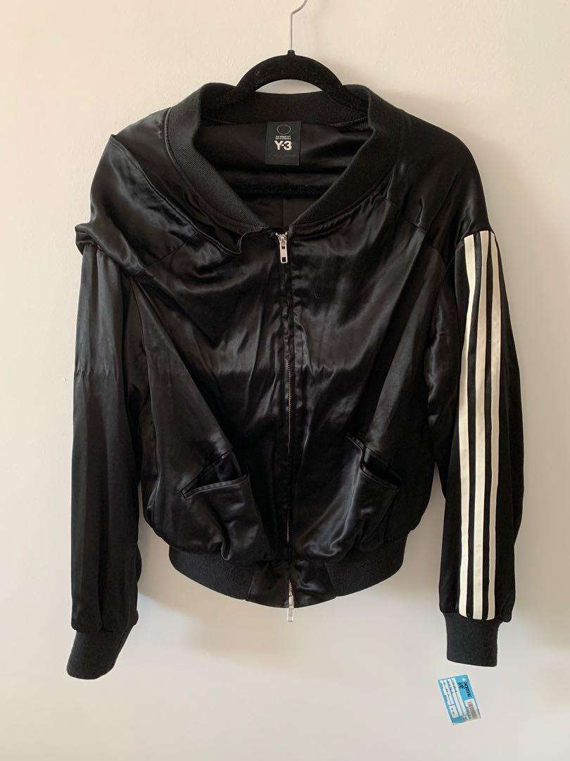 Y-3 adidas jacket XS