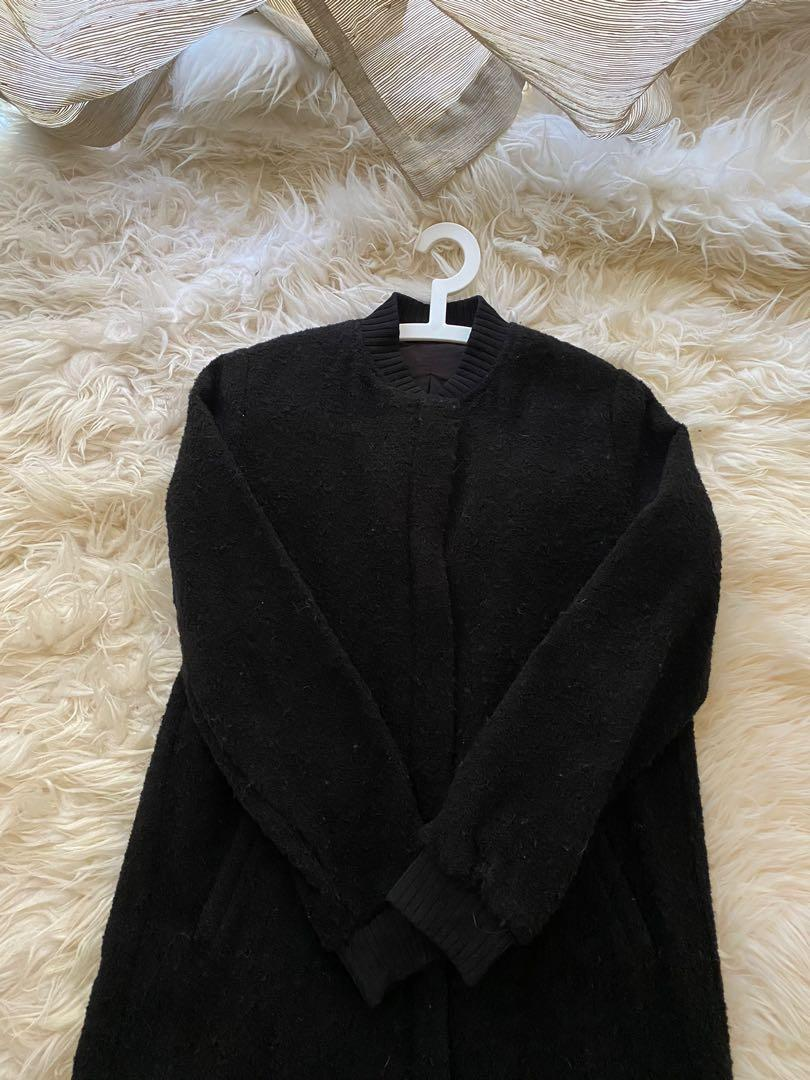 Zara Wool coat Medium