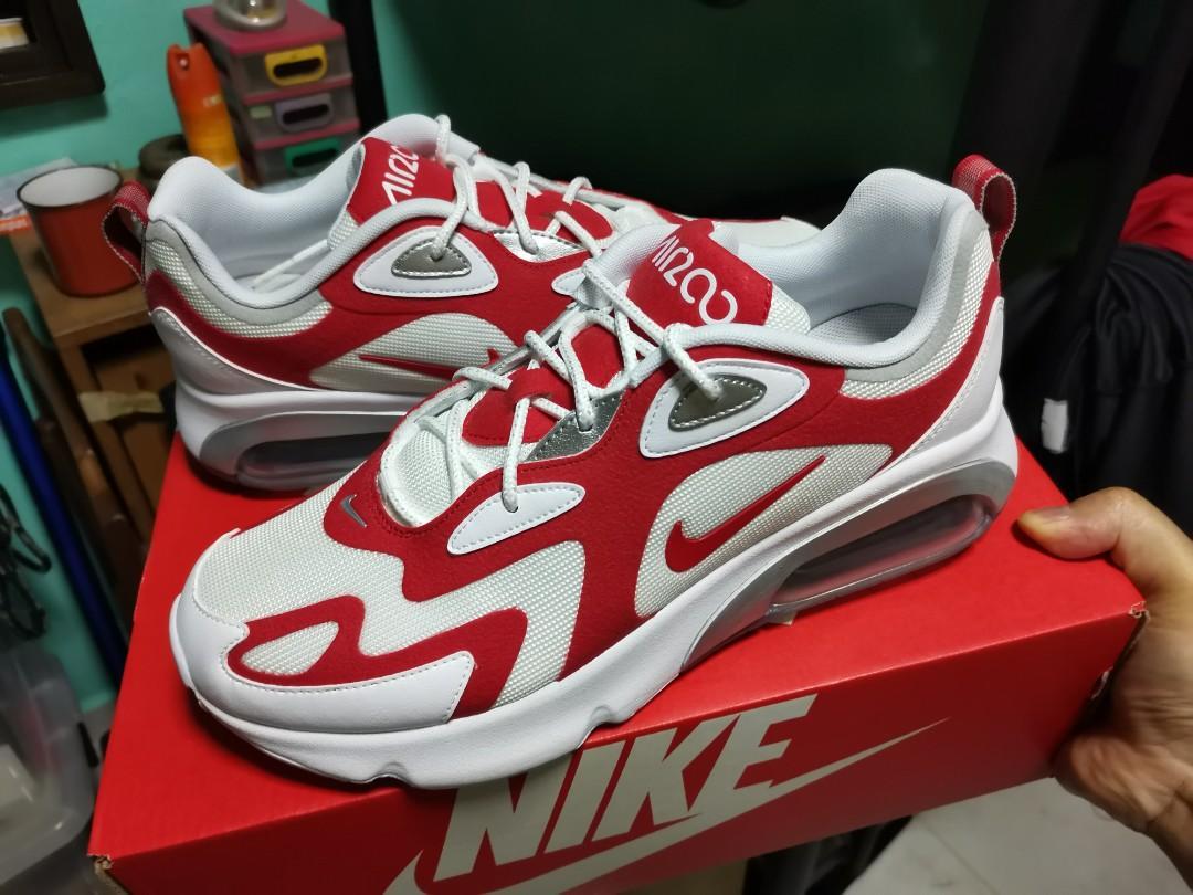 Final Clearance Sale!! Nike Air Max 200