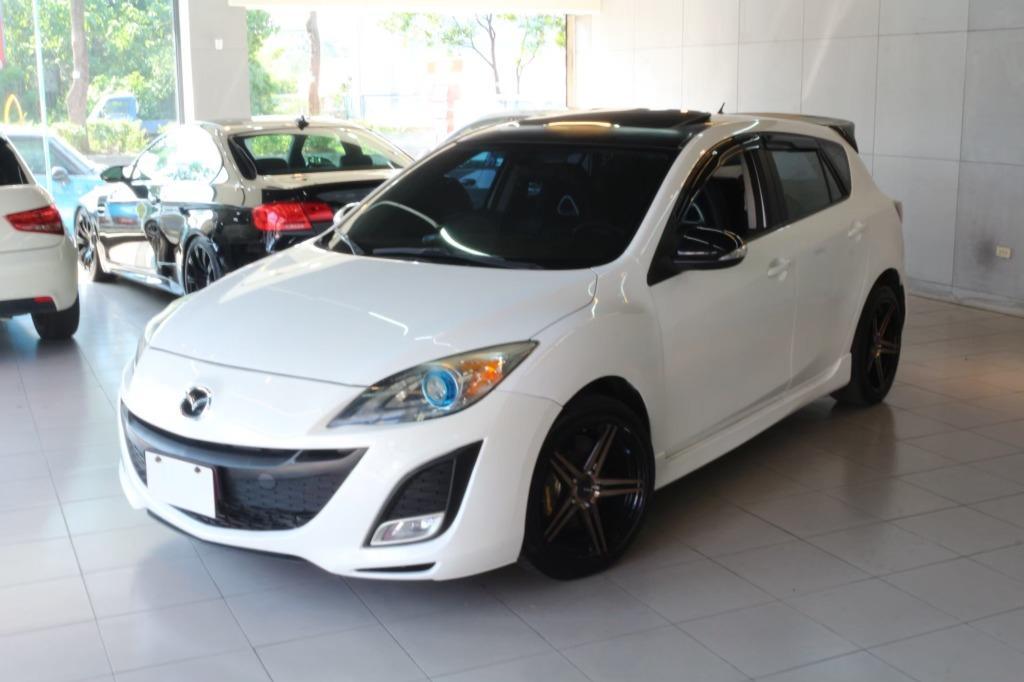 2011 MAZDA3  0元交車 超低月付3600元起