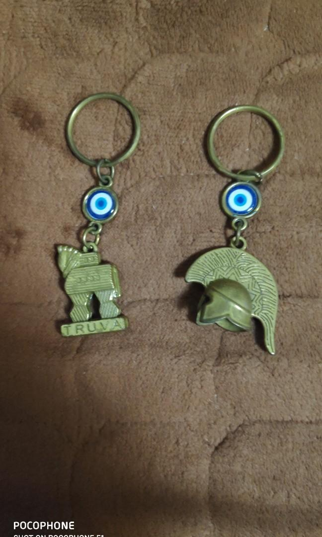 土耳其鑰匙圈 #1010