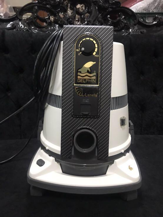 保證正品全世界最貴的吸塵器🇩🇪德國海豚全配《大買家二手貨萬物全收》