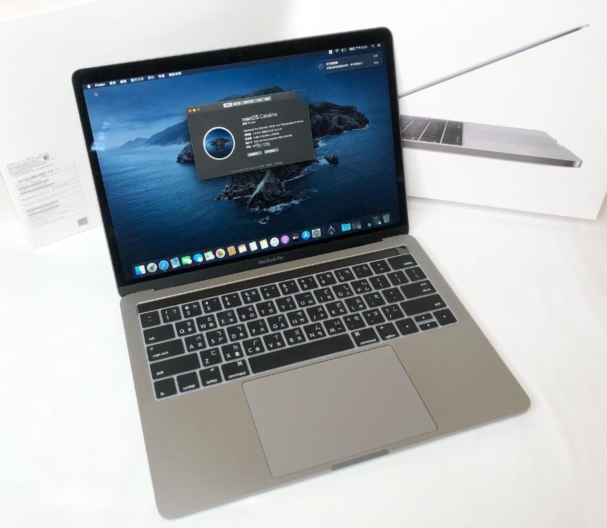 找好機 (F118) MacBook Pro Touch Bar 13吋256G(13-inch 2018)歡迎詢問分期