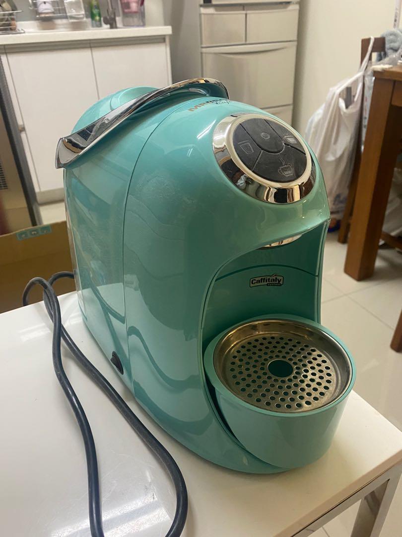 伯朗膠囊咖啡機 Mr.Brown Café Machine ComponentsCandy Blue