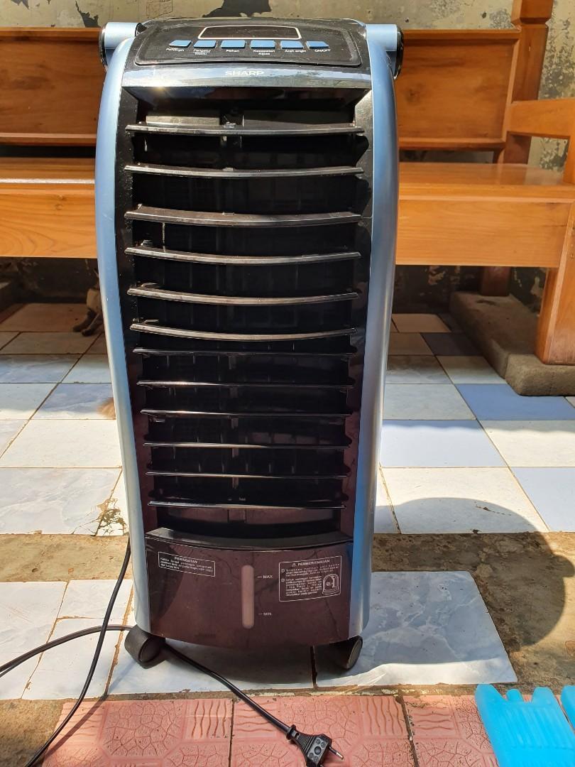 Air Cooler Sharp PJA36TY Black