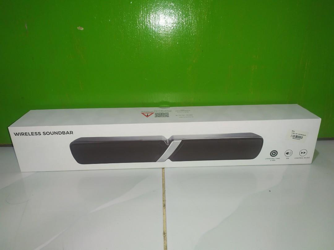Aldrich Kenzie X8 Wireless Soundbar Original Bluetooth Speaker