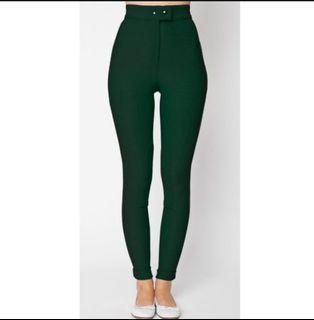 Riding Pants - Green (M)
