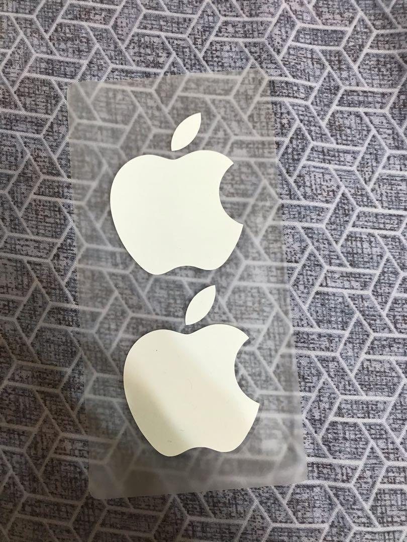 Apple貼紙