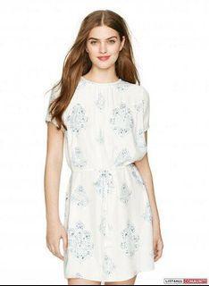Aritzia Wilfred Le Fou Volute Dress