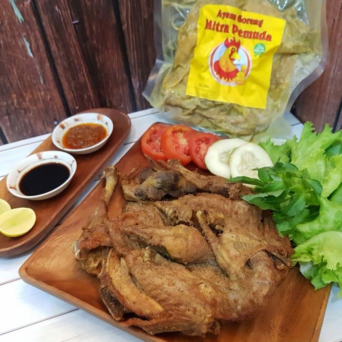 Ayam goreng pemuda ( halal )