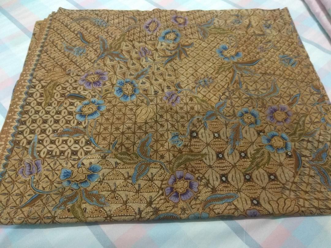 Batik tulis asli
