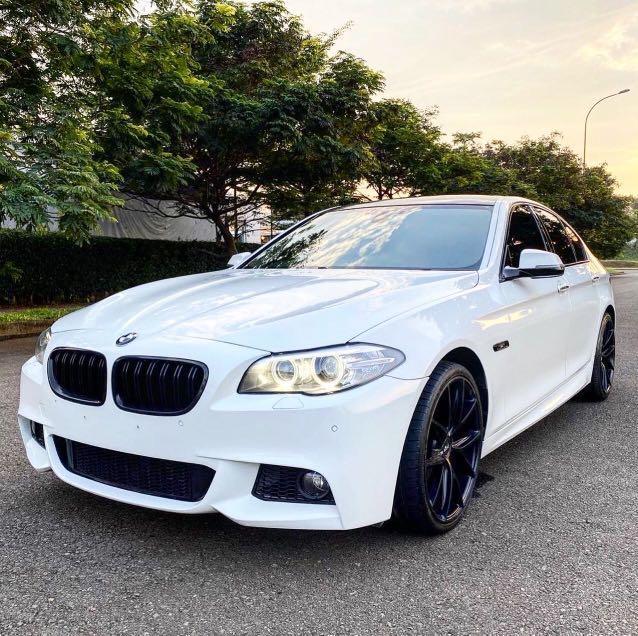 """BMW 528i LCI LUXURY 2015 """" M SPORT LOOK """""""