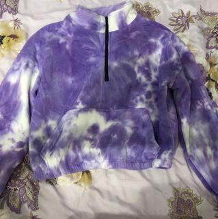 Brand new tie dye sweater