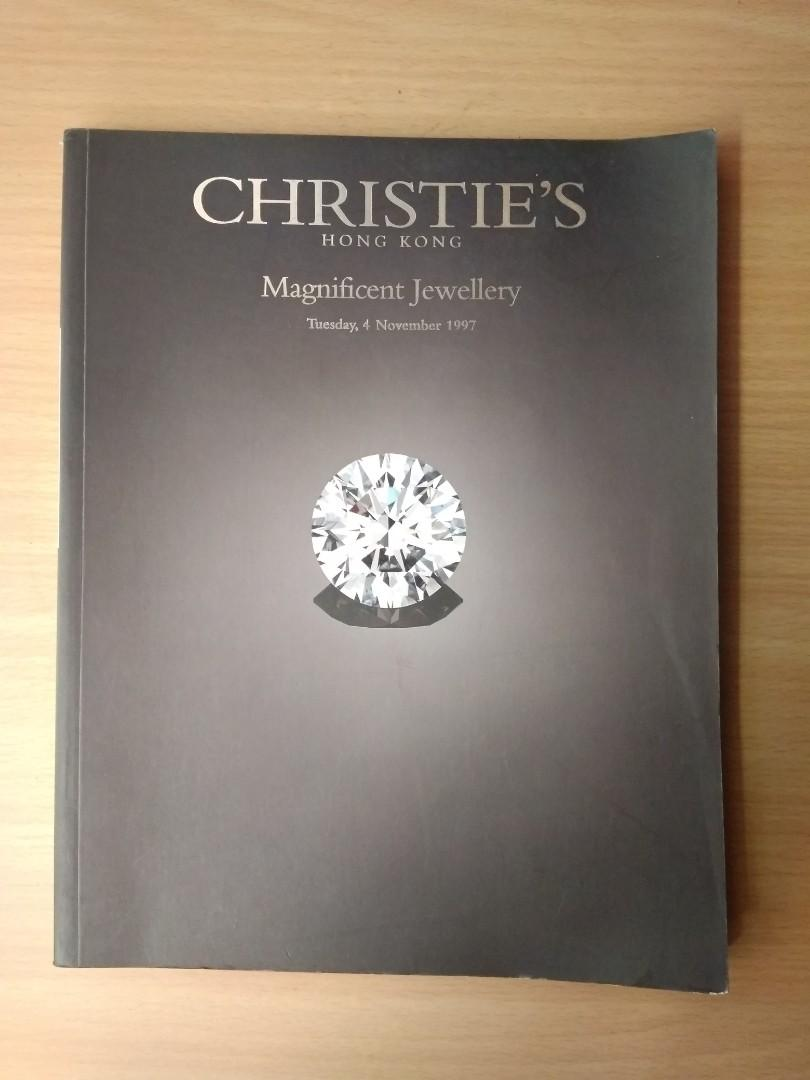 christie's catalog