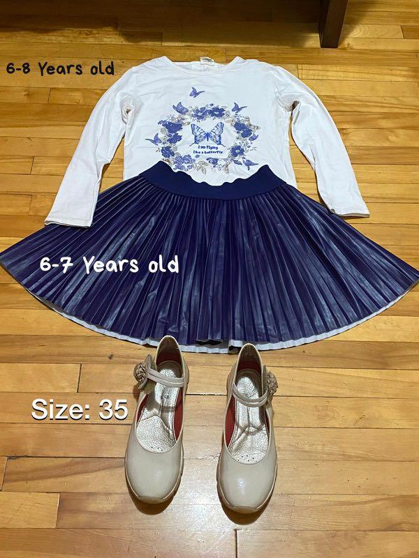 Clothes for girls set
